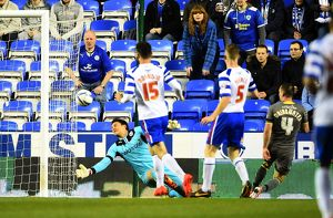 Sky Bet Championship : Reading v Leicester City