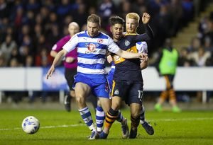 Sky Bet Championship - Reading v Newcastle United - Madejski Stadium