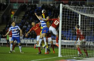 Sky Bet Championship - Reading v Nottingham Forest - Madejski Stadium