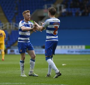 Sky Bet Championship - Reading v Preston North End - Madejski Stadium