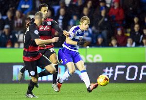 season 2014 15/sky bet championship reading v queens park rangers/sky bet championship reading v queens park rangers