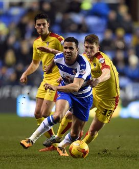 Sky Bet Championship - Reading v Rotherham United - Madejski Stadium