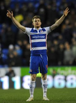 Sky Bet Championship - Reading v Sheffied Wednesday - Madejski Stadium