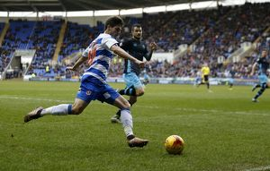 Sky Bet Championship - Reading v Sheffield Wednesday - Madejski Stadium