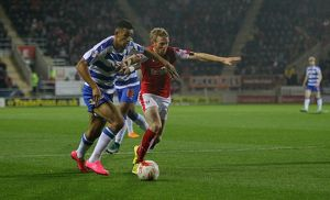 Sky Bet Championship - Rotherham United v Reading - New York Stadium
