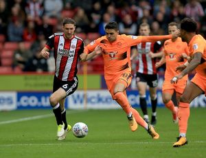 Sky Bet Championship - Sheffield United v Reading - Bramall Lane