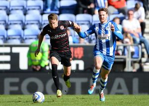 Sky Bet Championship : Wigan Athletic v Reading