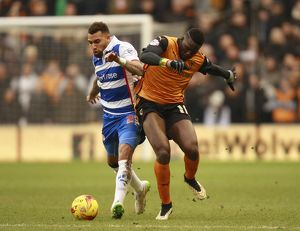 Sky Bet Championship - Wolverhampton Wanderers v Reading - Molineux Stadium