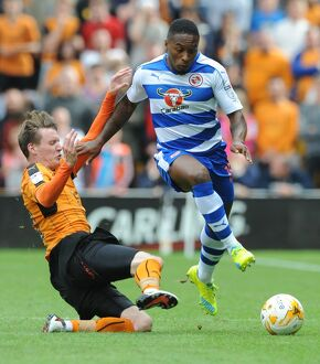 Sky Bet Championship - Wolverhampton Wanderers v Reading - Molineux