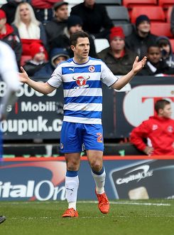 season 2015 16/sky bet championship charlton athletic v reading/soccer football readingftp length fulllength celebrate