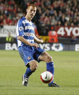 Steve Sidwell at the Valley