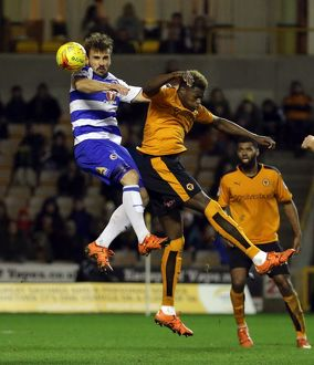 Wolverhampton Wanderers v Reading - Sky Bet Championship - Molineux
