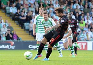 Yeovil Town vs Reading
